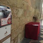 La Catedral de Segovia incorpora un desfibrilador