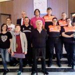 Escolares de Málaga aprenden a salvar vidas