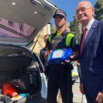 Cardioprotección reforzada en Málaga