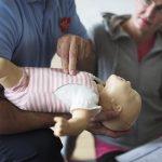 Atragantamiento en bebés y niños: cómo actuar