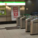 Empleados de Metro de Málaga salvan la vida a un pasajero con el uso del desfibrilador