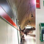 Reanimado un hombre en la estación de Atocha Renfe con el desfibrilador