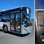 Vida salvada por un conductor de autobús en Vigo