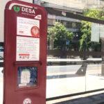 Granada instala desfibriladores en la vía pública